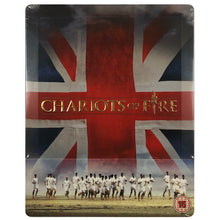 Load image into Gallery viewer, Chariots of Fire Blu-Ray Steelbook