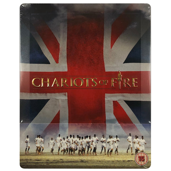 Chariots of Fire Blu-Ray Steelbook