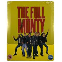 Load image into Gallery viewer, The Full Monty Blu-Ray Steelbook