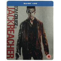 Jack Reacher Blu-Ray Steelbook