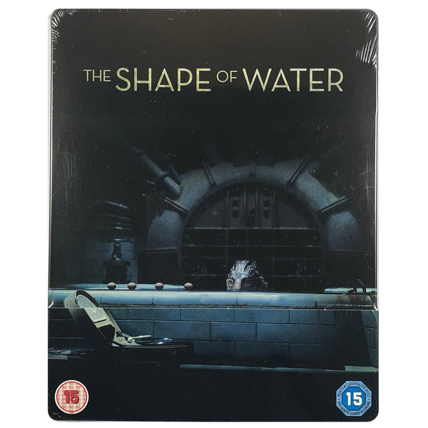The Shape of Water 4K Steelbook