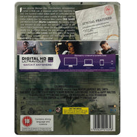Bad Boys Blu-Ray Steelbook