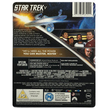 Load image into Gallery viewer, Star Trek V : The Final Frontier Blu-Ray Steelbook