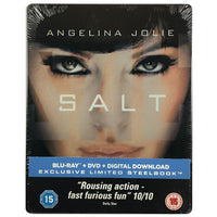 Salt Blu-Ray Steelbook