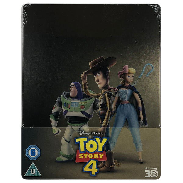 Toy Story 4 3D Blu-Ray Steelbook