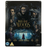 Into The Woods Blu-Ray Steelbook