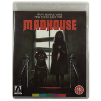 Madhouse Blu-Ray