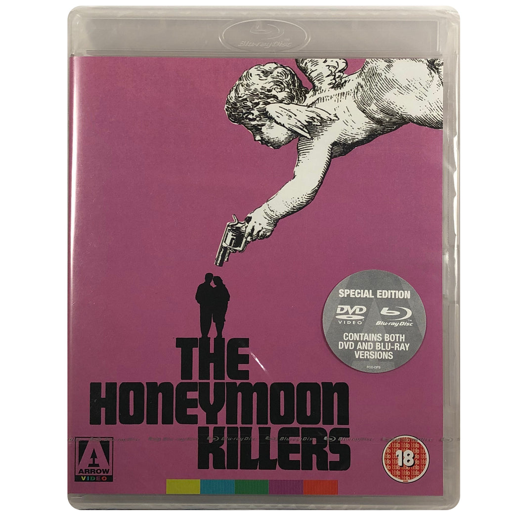 The Honeymoon Killers Blu-Ray