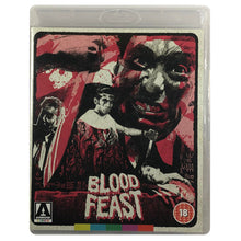 Load image into Gallery viewer, Blood Feast Blu-Ray