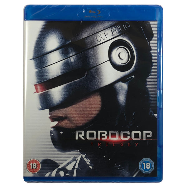 Robocop Trilogy Blu-Ray Box Set