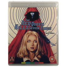 Load image into Gallery viewer, The Red Queen Kills Seven Times Blu-Ray