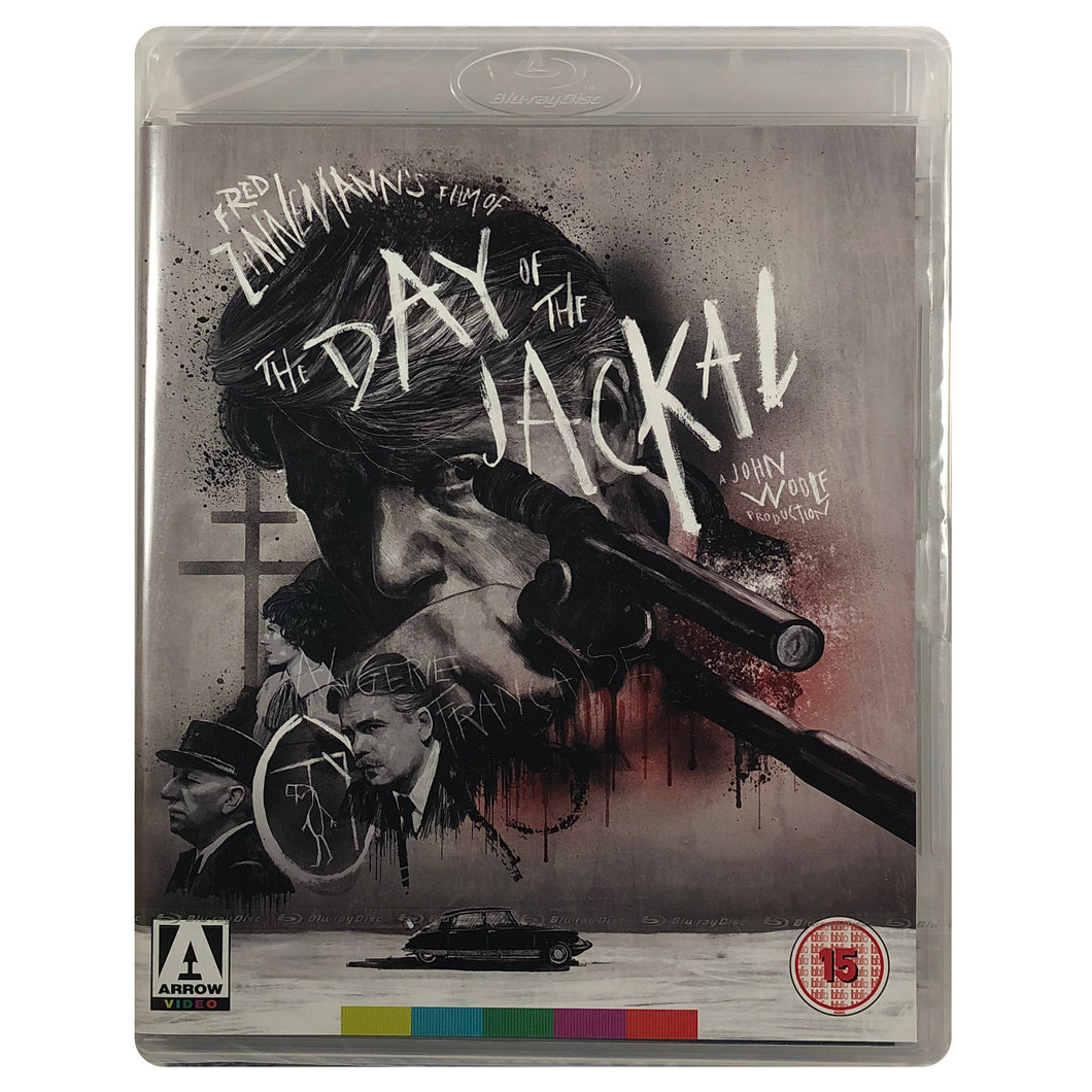 The Day of the Jackal Blu-Ray