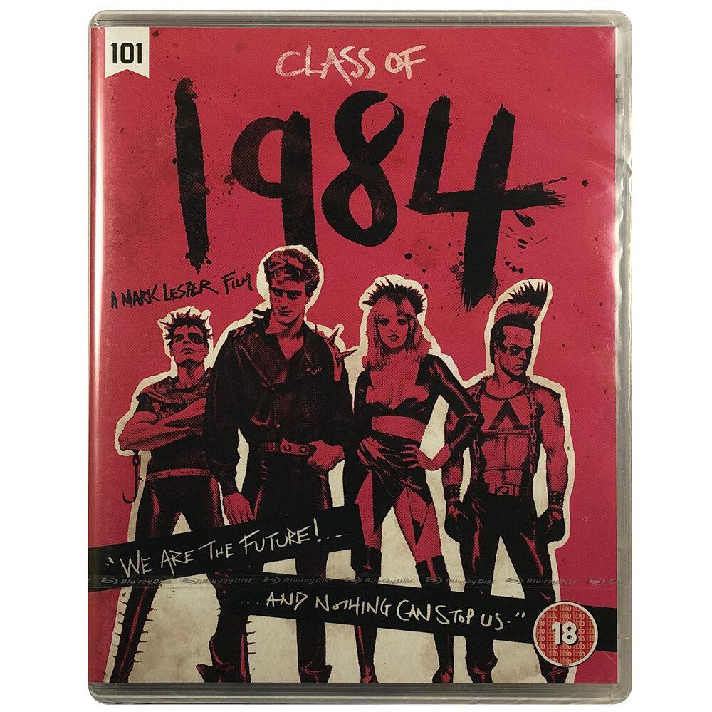 Class Of 1984 - 101 Films Edition Blu-Ray