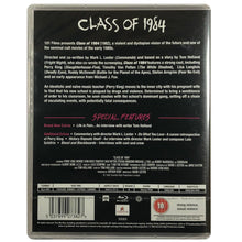 Load image into Gallery viewer, Class Of 1984 - 101 Films Edition Blu-Ray