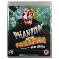 Phantom of the Paradise Blu-Ray