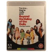 Beyond the Valley Of the Dolls Blu-Ray