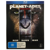 Planet of the Apes Trilogy Blu-Ray Box Set