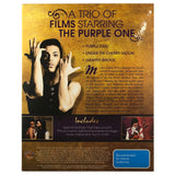 Prince Movie Collection Blu-Ray Box Set