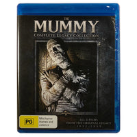 The Mummy Complete Legacy Collection Blu-Ray Box Set