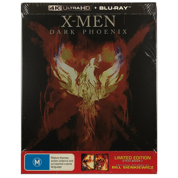 X-Men: Dark Phoenix 4K Steelbook