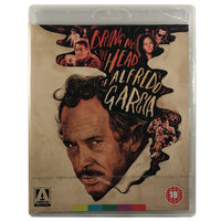 Bring Me The Head of Alfredo Garcia Blu-Ray