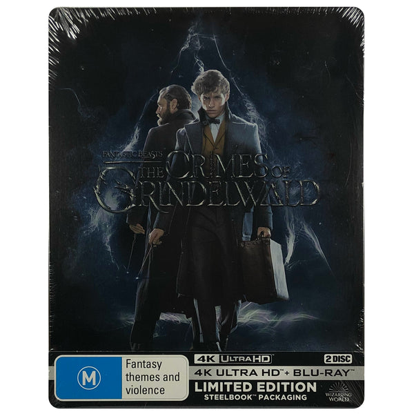 Fantastic Beasts: The Crimes of Grindelwald 4K Steelbook