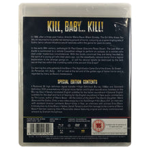 Load image into Gallery viewer, Kill, Baby... Kill! Blu-Ray