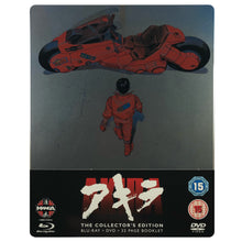 Load image into Gallery viewer, Akira Blu-Ray Steelbook