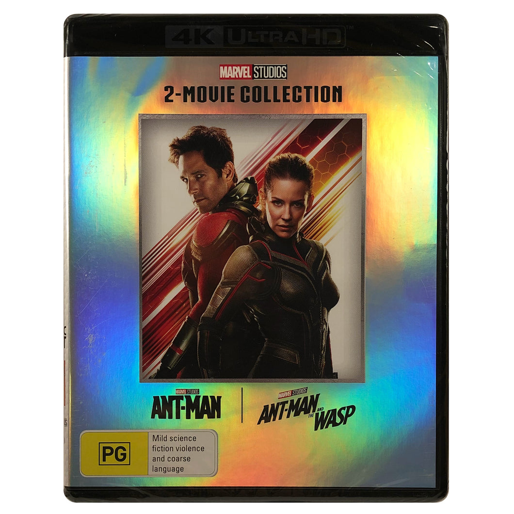Ant-Man 2-Movie Collection 4K Box Set