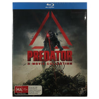 Predator 3 Movie Collection Blu-Ray Box Set