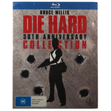 Die Hard 30th Anniversary Collection Blu-Ray Box Set