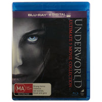 Underworld Ultimate Movie Collection Blu-Ray Box Set
