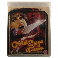 Cold Eyes of Fear Blu-Ray
