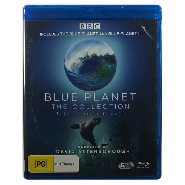 Blue Planet The Collection Blu-Ray Box Set