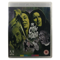 The City of the Dead Blu-Ray
