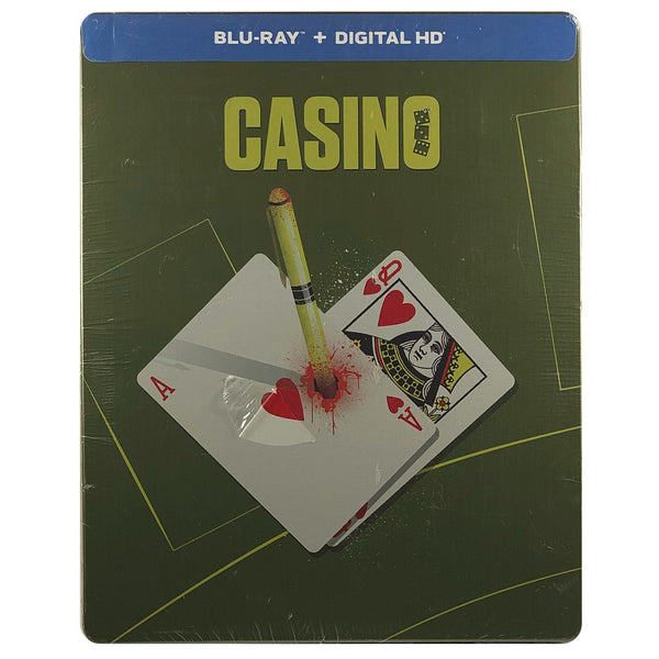 Casino Blu-Ray Steelbook