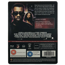 Load image into Gallery viewer, Blade Blu-Ray Steelbook
