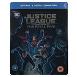 Justice League vs. The Fatal Five Blu-Ray Steelbook