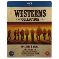 Westerns Collection Blu-Ray Box Set