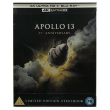 Load image into Gallery viewer, Apollo 13 4K Steelbook