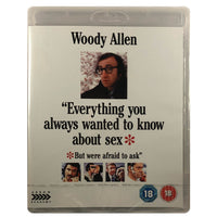 Everything You Always Wanted to Know About Sex but Were Afraid To Ask Blu-Ray
