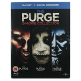 The Purge 3 Movie Collection Blu-Ray Box Set