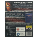 Spider-Man Complete Five-Movie Collection Blu-Ray Box Set