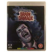 Brain Damage Blu-Ray