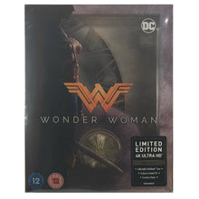 Load image into Gallery viewer, Wonder Woman 4K Steelbook - Titans of Cult Release