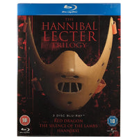The Hannibal Lecter Trilogy Blu-Ray Box Set