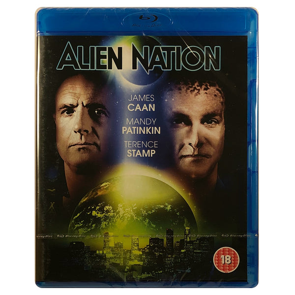 Alien Nation Blu-Ray