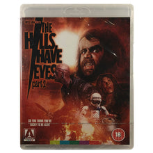 Load image into Gallery viewer, The Hills Have Eyes Part 2 Blu-Ray
