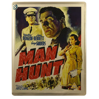 Man Hunt Blu-Ray
