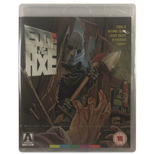 Load image into Gallery viewer, Edge of the Axe Blu-Ray